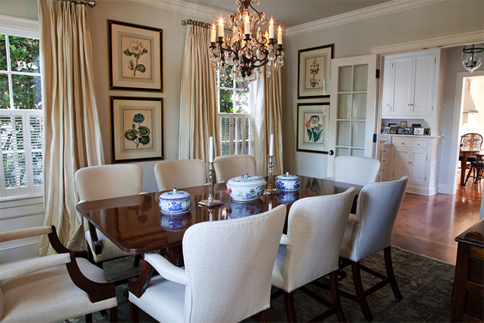 2014 dining room