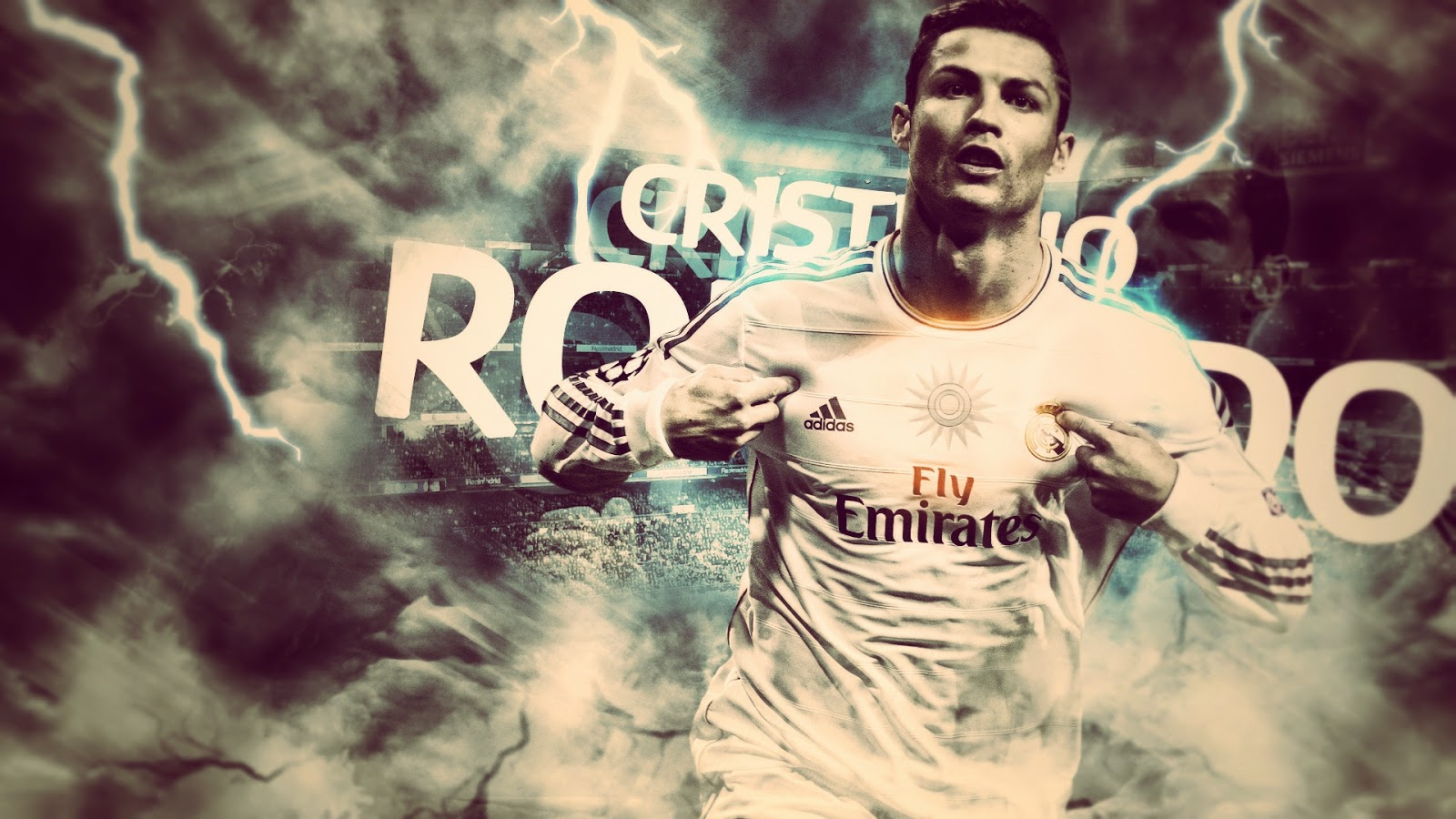 Cristiano Ronaldo Wallpaper Football Wallpaper Hd