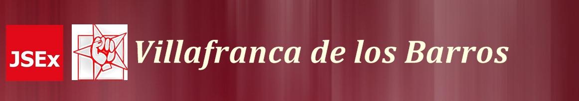 Juventudes Socialistas Villafranca de los Barros