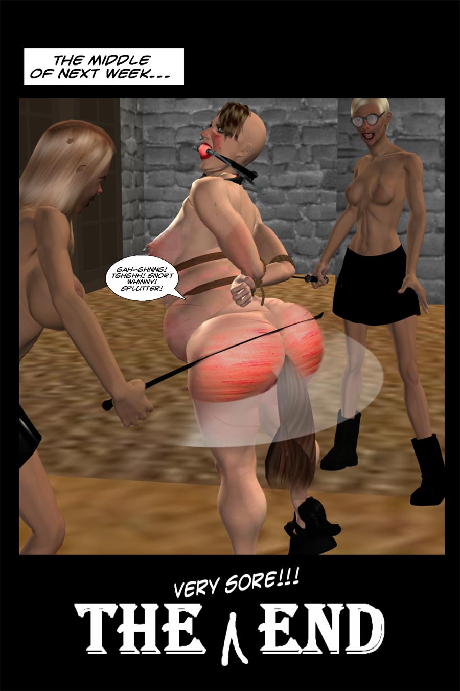 Lesbian girdle galleries