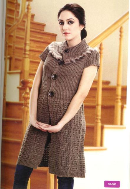 Latest Ladies Sweaters Collection F