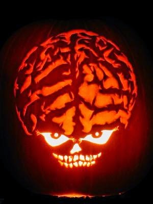 Big Brain Pumpkin