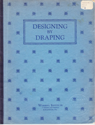 Designing by Draping 1936 Textbook