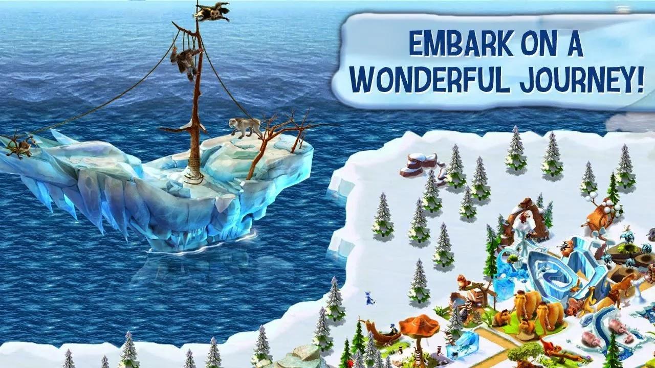 Ice Age Village v2.7.0 Mod [Unlimited Money]