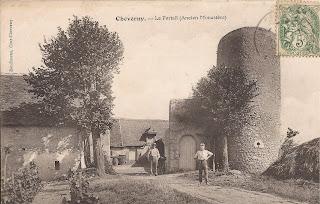 Le Portail (ancien monastère) - Cheverny
