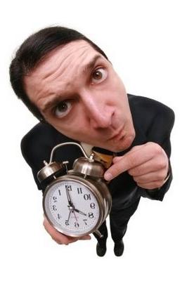 Psicología y puntualidad