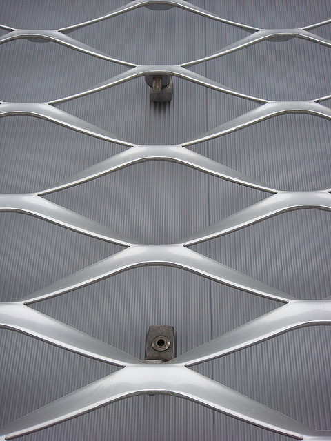 Aluminum Expanded Mesh Wire Mesh News