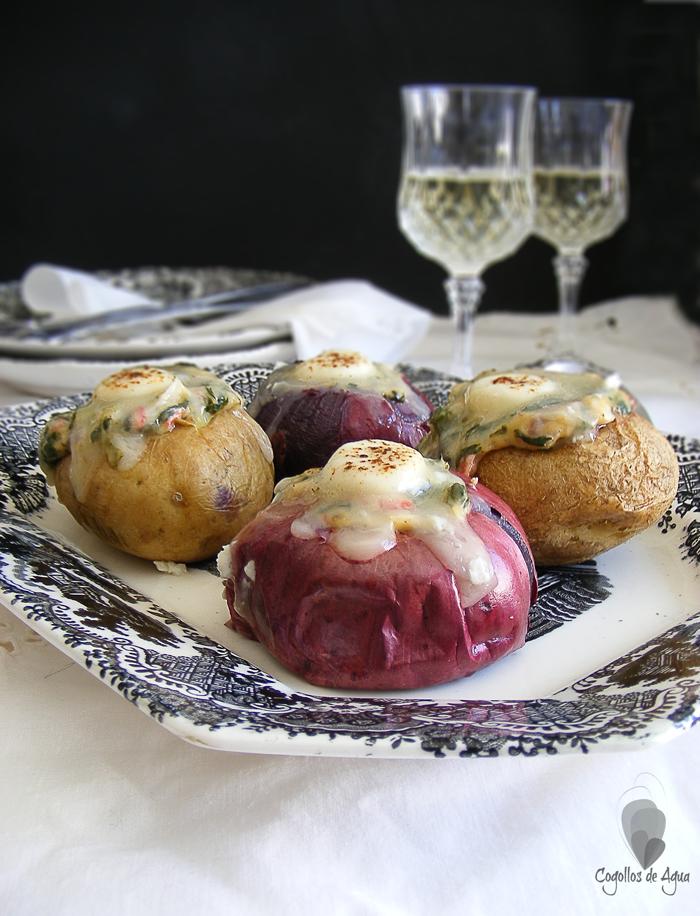 Pastel de acelgas y patatas cocinar en casa es for Cocinar patatas rellenas