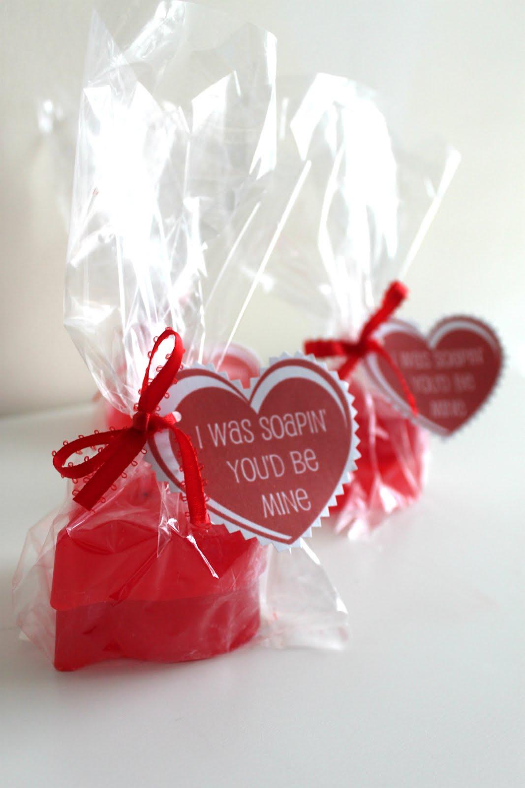 Идея для подарка к дню святого валентина