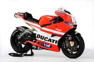 2011 Ducati Desmosedici GP11