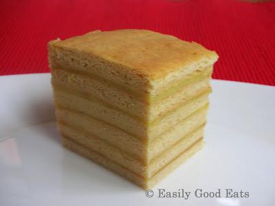 Russian Layer Cake Recipe