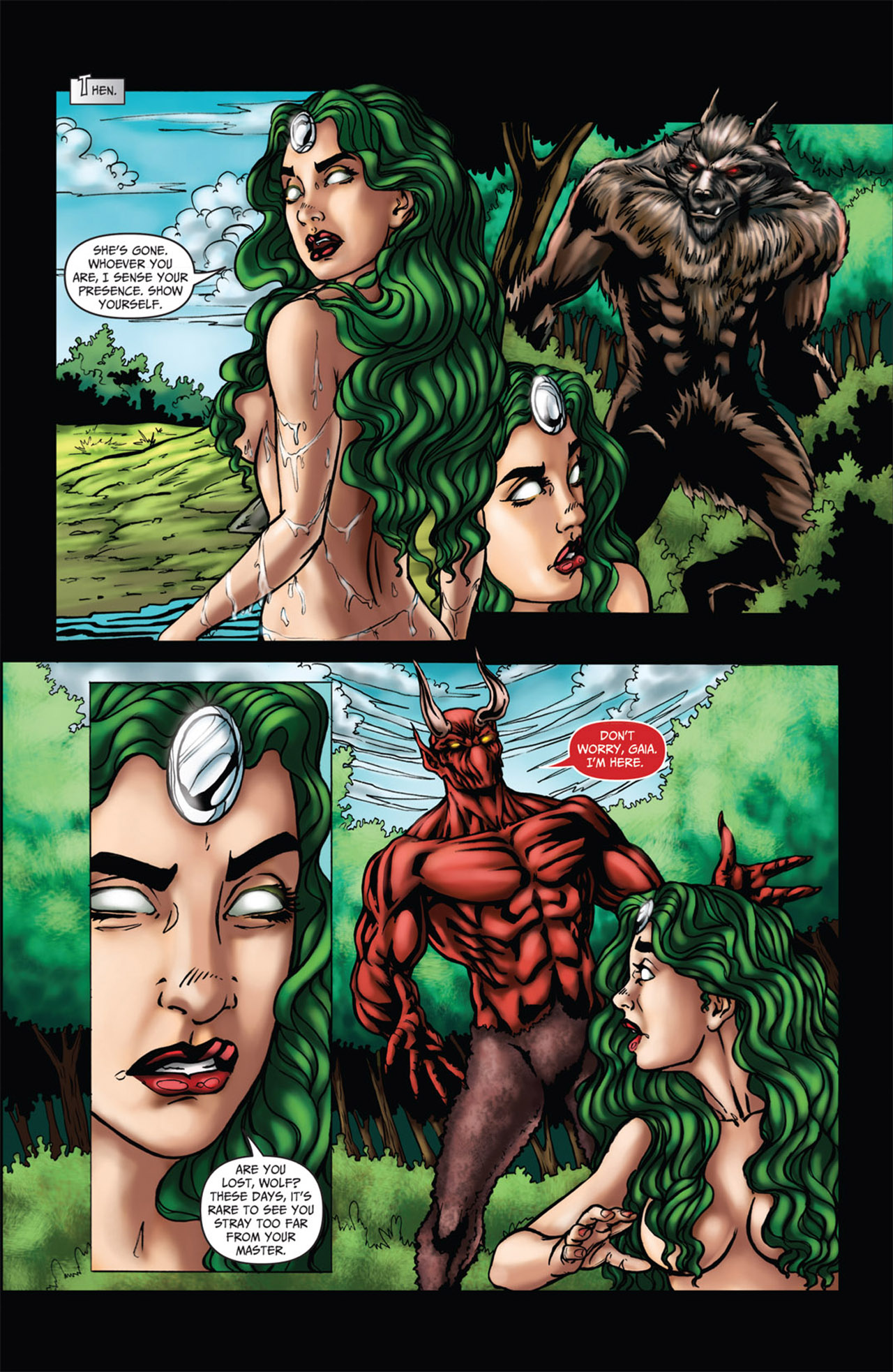Grimm Fairy Tales (2005) Issue #60 #63 - English 3