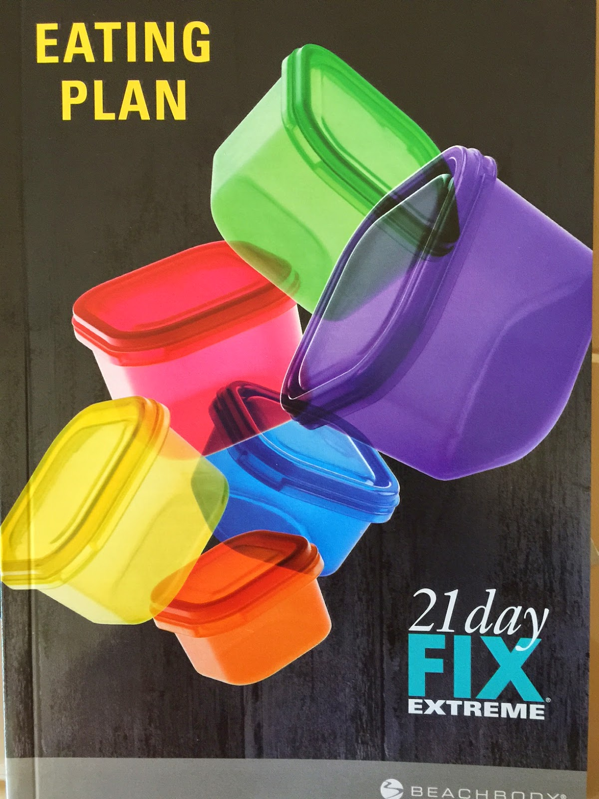 21 Day Fix Extreme Meal Plan, 21 Day Fix Extreme Support and Accountability Group, www.HealthyFitFocused.com
