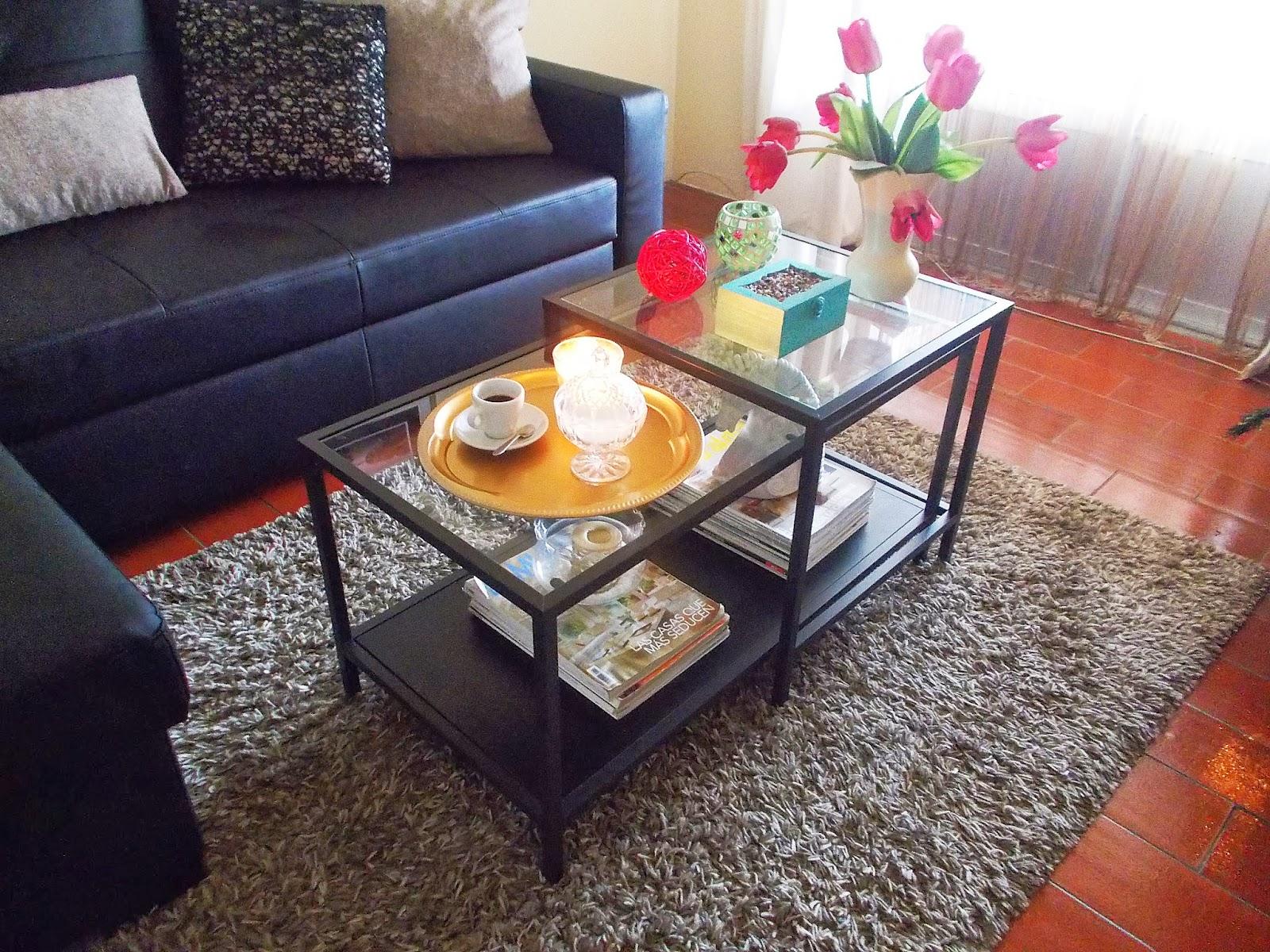 Home living for mesa centro ikea vittsjo for Mesas ikea 5 euros