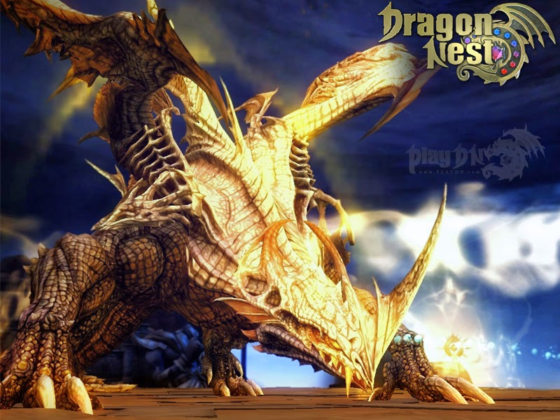 Stage Guide DDN dragon nest