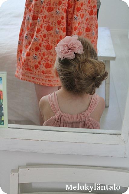 MELUKYLÄN TALO: 4-vuotias rinsessa