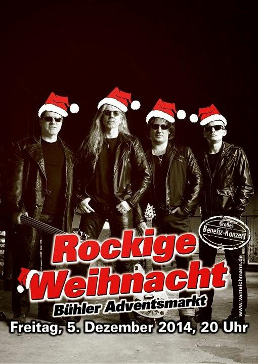Rockige Weihnacht 5.Dez Bühl