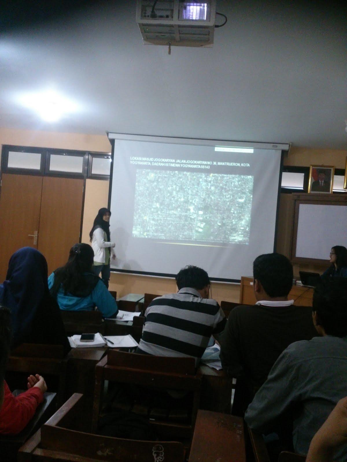 Paparan kelas
