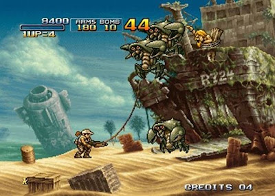 Metal Slug 3 Screenshots 2