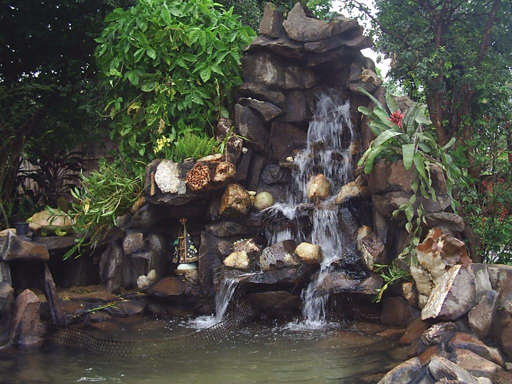 fotos de gruta para jardim ? Doitri.com