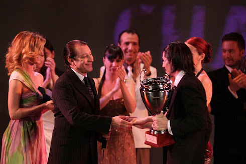 European tango championship Judge Miguel Angel Zotto