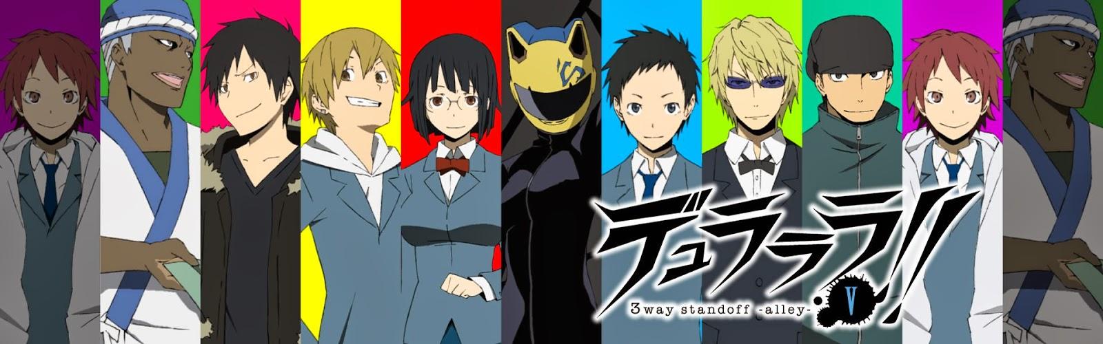 10 Anime Terbaik Minggu Ke-3 Winter 2015