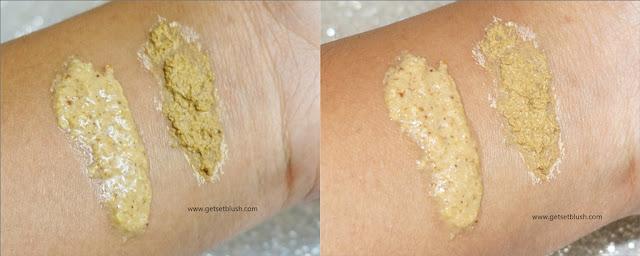 Vedantika Herbals - Skin Polishing Scrub , Instant Glow Mask (L-R)