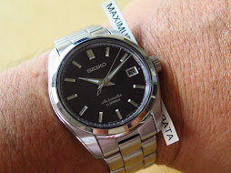SEIKO SARB033 - BLACK DIAL - AUTOMATIC 6R15C - MINTS CONDITION