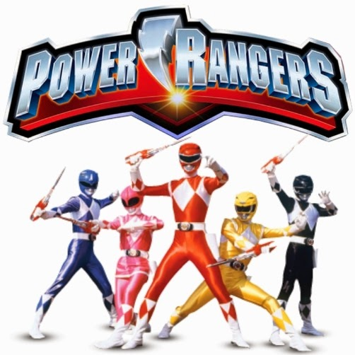 fakta power rangers