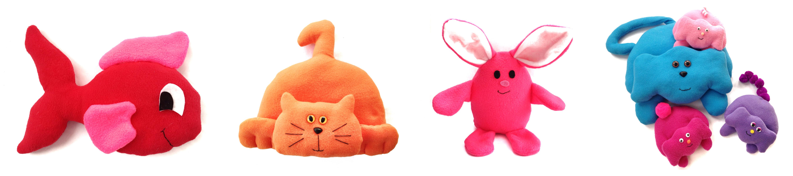 plush animal sewing pattern