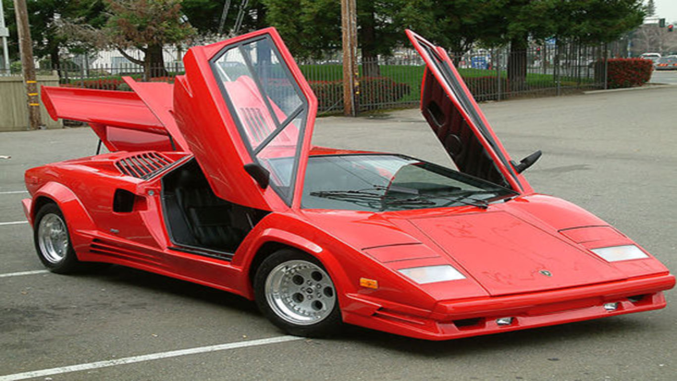 Lamborghini Countach Price