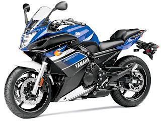 Gambar Motor 2013 Yamaha FZ6R picture 2
