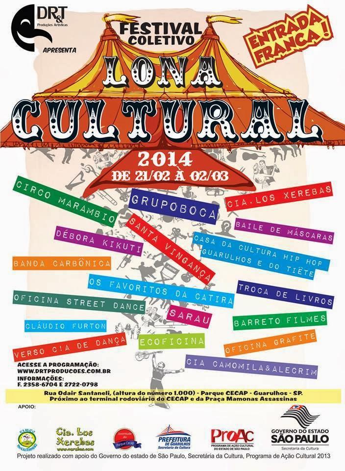 Lona Cultural Guarulhos
