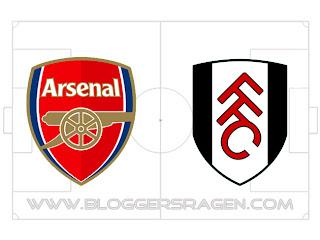 Prediksi Pertandingan Arsenal vs Fulham