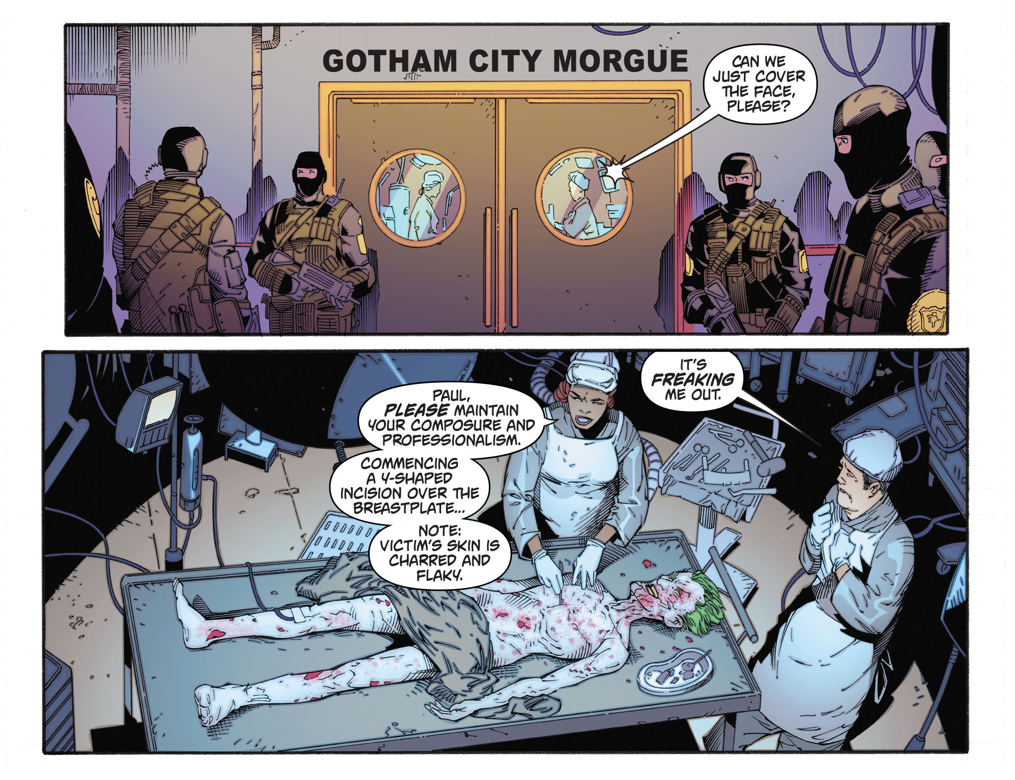Batman: Arkham Knight [I] Issue #1 #3 - English 19