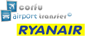 Ryanair Edinburgh to Corfu flights