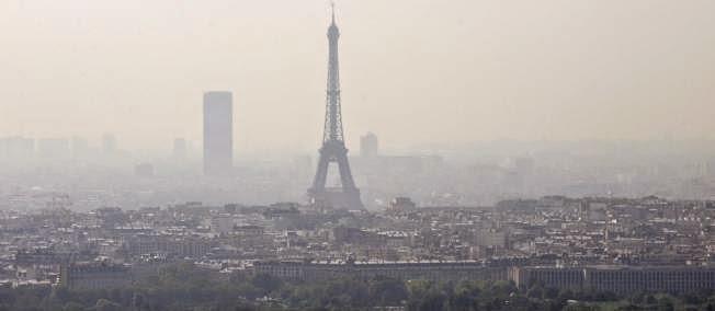 Pollution de l'air : Qui nous intoxique ? Pollution%2B%C3%A0%2Bparis