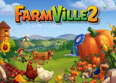 Top 10 List of Most Popular Facebook Games 2013 FARMVILLE 2