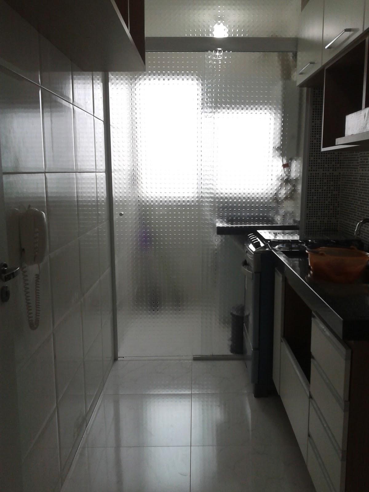 Meu primeiro Apartamento: Cozinha e lavanderia com granito instalado #5F696C 1200 1600