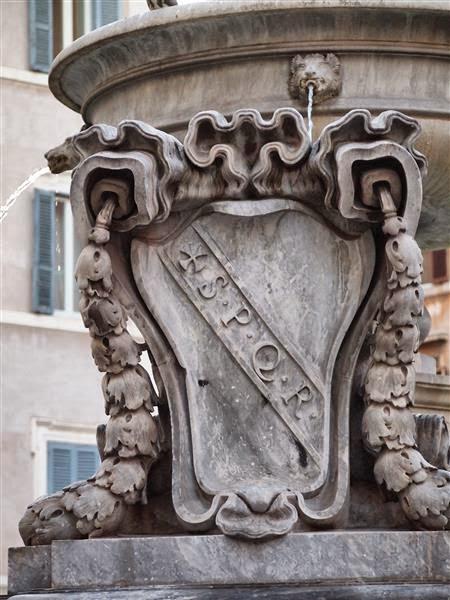 Plaza de Santa María - Trastevere