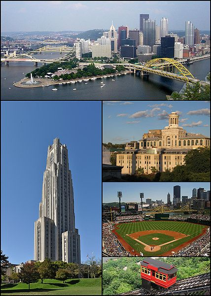This and That and More of the Same: Etymology of Pittsburgh