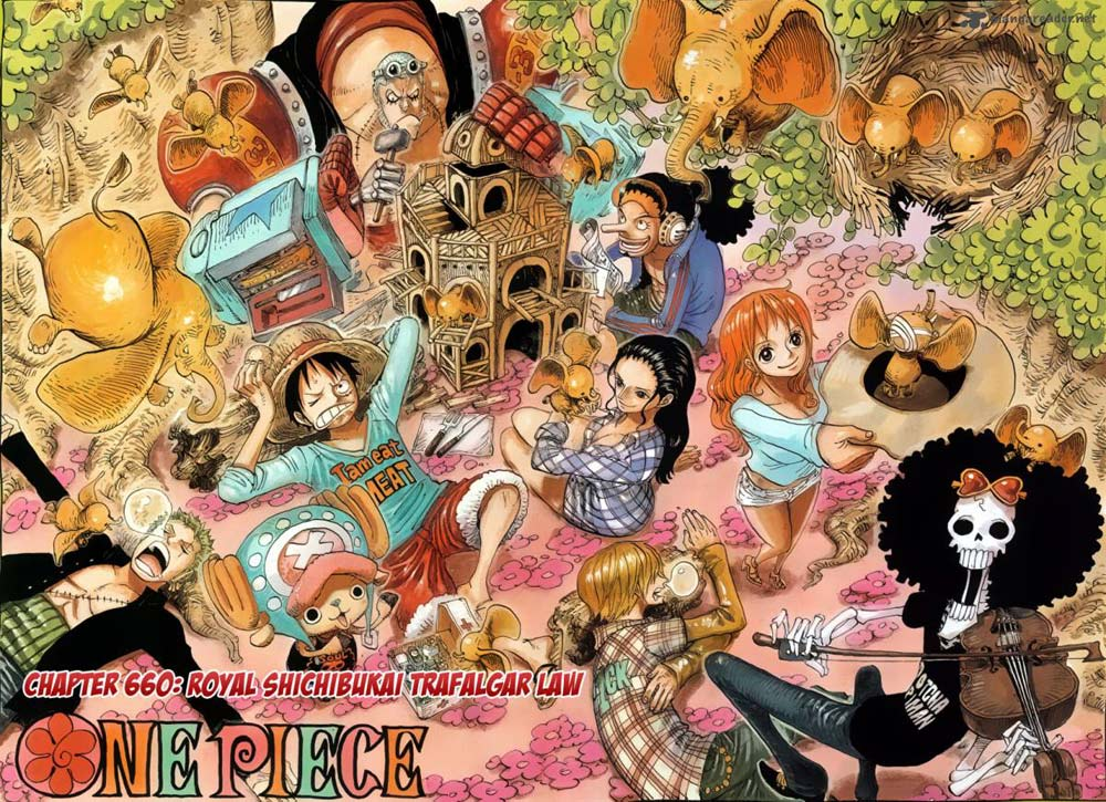 Baca Manga, Baca Komik, One Piece Chapter 660, One Piece 660 Bahasa Indonesia, One Piece 660 Online