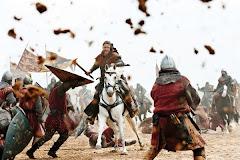 Guerra no filme Robin Hood