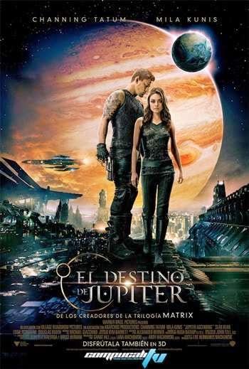 El Destino de Júpiter DVDRip Latino