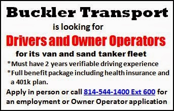 Drivers & Owner Operators Needed..............#1215