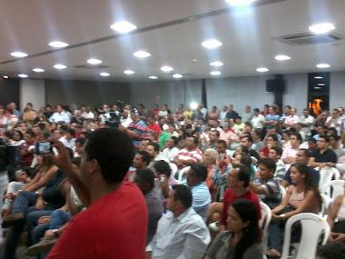Palestra de Zé Dirceu: O Legado dos 10 Anos do Governo do PT em 04/03/2013 Racismo PT