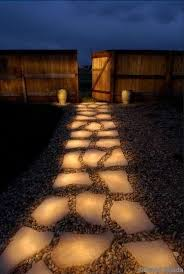 A Glow to Show to the Path you Go
