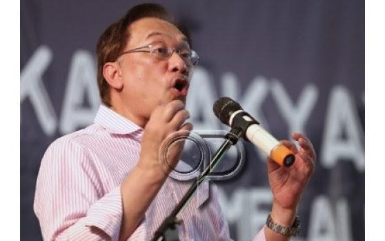 Anwar dakwa dirinya paling layak tangani kehilangan MH370