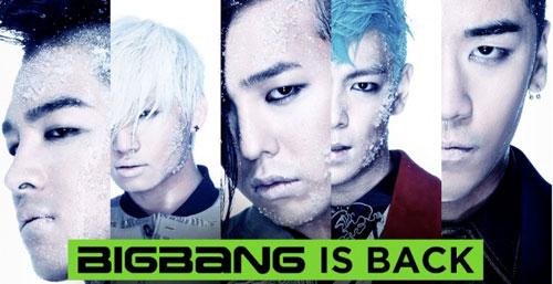 "Big Bang เตรียมประกาศความยิ่งใหญ่ในรายการ ""MTV World Stage"""