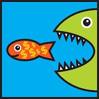 Fish Eat Fish - Two Player Games